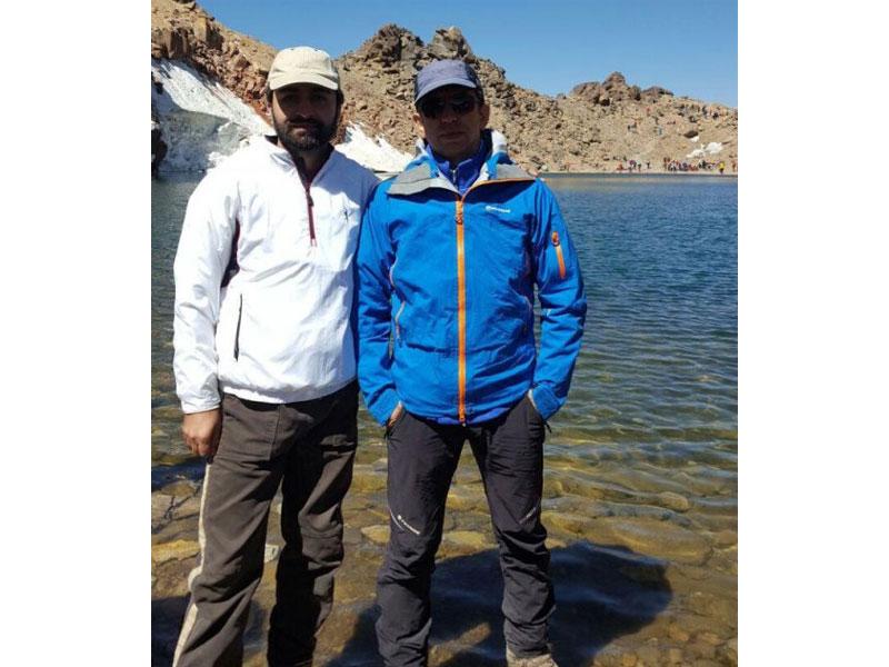 صعود موفقیت آمیز پزشکان سلامت دات لایف به سبلان – سومین قله مرتفع ایران