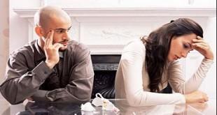 اشتباهات زندگی مشترک
