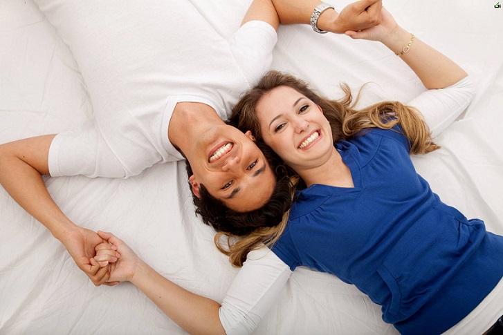 بهترین زمان برای روابط زناشویی