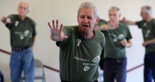 تأثیرات مثبت ورزش در بیماری پارکینسون
