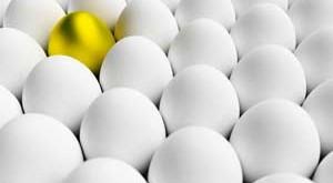 روش تشخیص تخم مرغ سالم