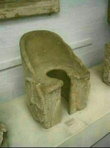 توالت هخامنشی یا توالت مغولی؟