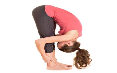 حرکات کششی در یوگا