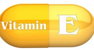 عوارض و فواید ویتامین E