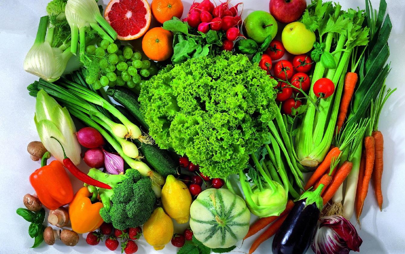 افزایش مصرف میوه و سبزیجات در فصل سرما