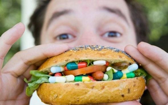 تداخل های دارویی-غذایی