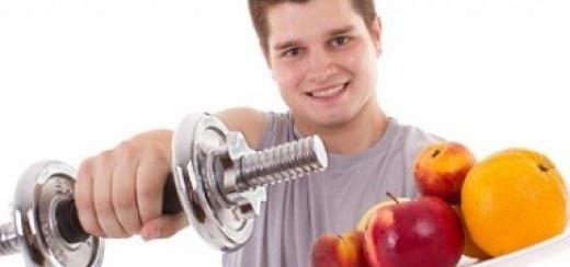 تغذیه سالم در نوجوانان ورزشکار