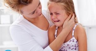 اضطراب جدایی ( گریه و زاری در جدا شدن از مادر)