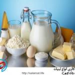 میزان کالری انواع لبنیات | سلامت دات لایف راهنمای زندگی سالم