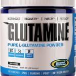 گلوتامین ، ریکاوری و دفع اسید لاکتیک بدن
