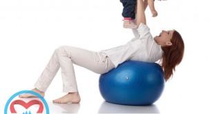ورزش های کششی پس از سزارین | سلامت دات لایف راهنمای زندگی سالم