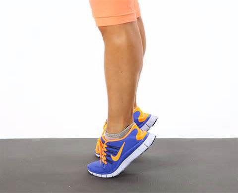 پیاده روی قدرتی-راه رفتن روی پنجه پا