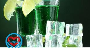 میزان کالری انواع نوشیدنی ها | سلامت دات لایف راهنمای زندگی سالم