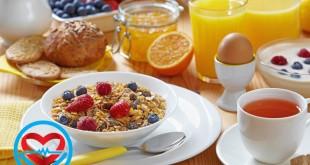 خوردن صبحانه| سلامت دات لایف راهنمای زندگی سالم