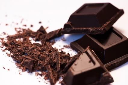 شکلات تیره و تلخ سلامت بخش است