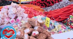 مصرف زیاد شیرینی | سلامت دات لایف راهنمای زندگی سالم