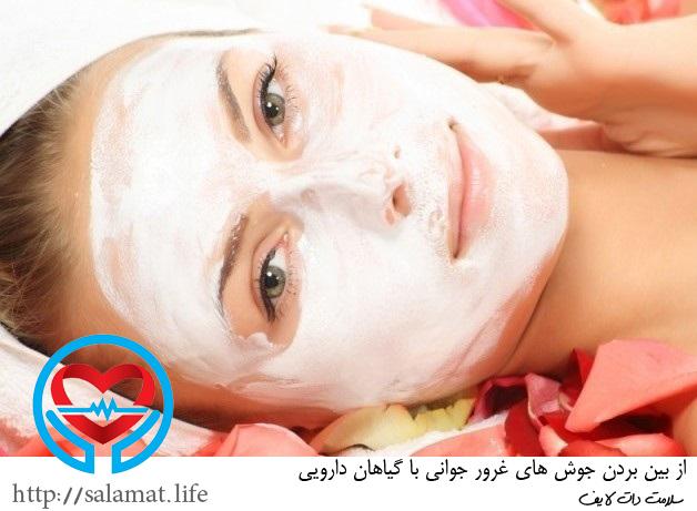 درمان جوش صورت | سلامت دات لایف راهنمای زندگی سالم