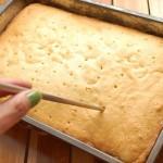 آموزش کیک ژله ای Jello Cake