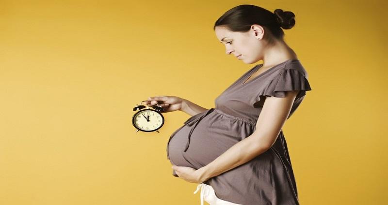 انتظار برای بارداری
