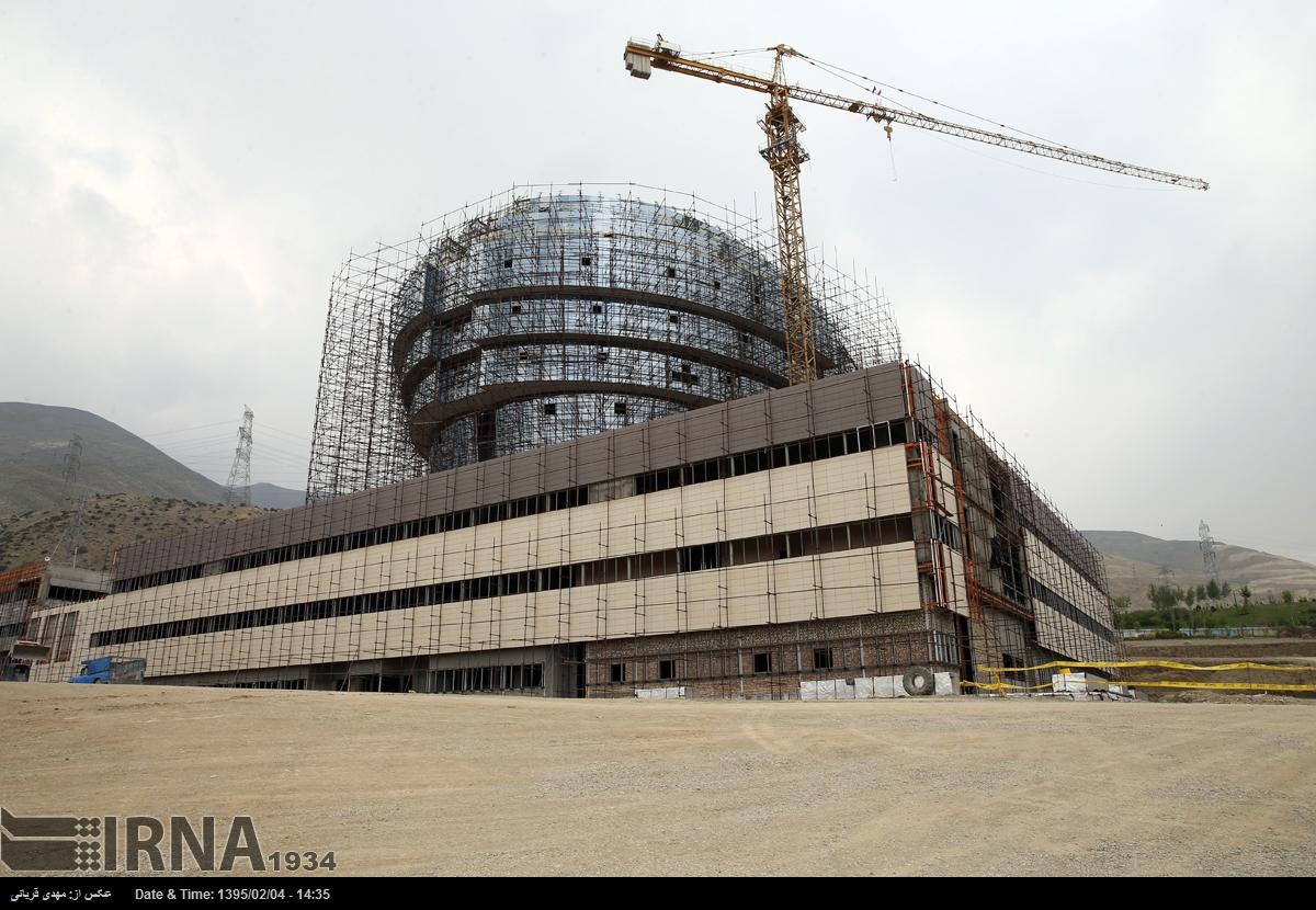 بزرگترین بیمارستان علوم مغز و اعصاب جهان