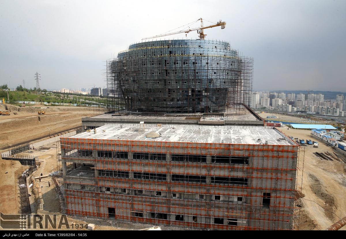 بیمارستان علوم مغز و اعصاب جهان