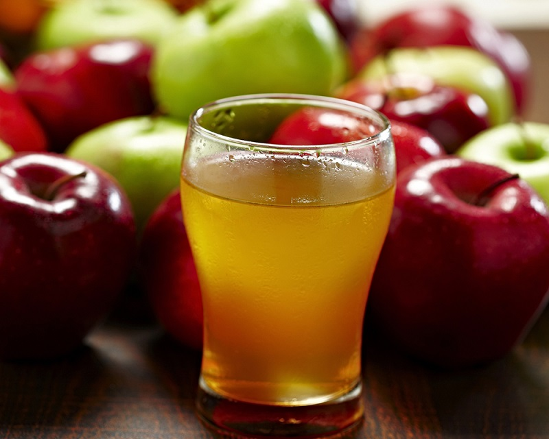 شربت سیب