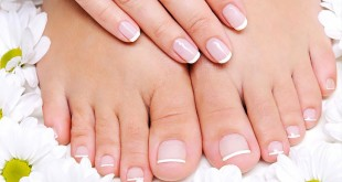 healthy nails سلامت ناخن