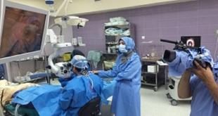 درمان تومورهای چشمی با براکی تراپی