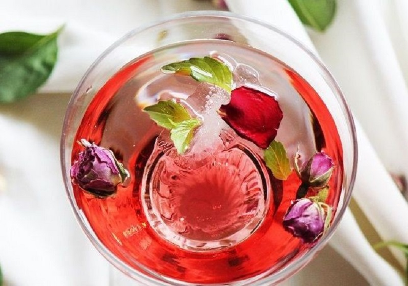 شربت گل محمدی