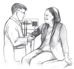 فشار خون در افراد دیابتی