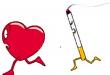 مضرات سیگار و تأثیر آن بر قلب