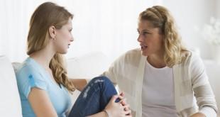 مطرح کردن موضوعات مهم با والدین