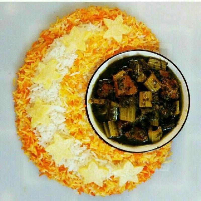 منوی سرآشپز سلامت دات لایف ( خورشت کرفس )