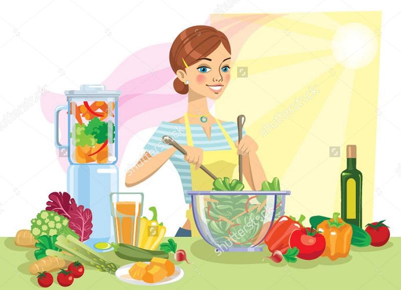منوی سرآشپز سلامت دات لایف