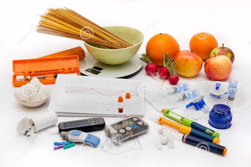 کنترل قند خون در افراد دیابتی