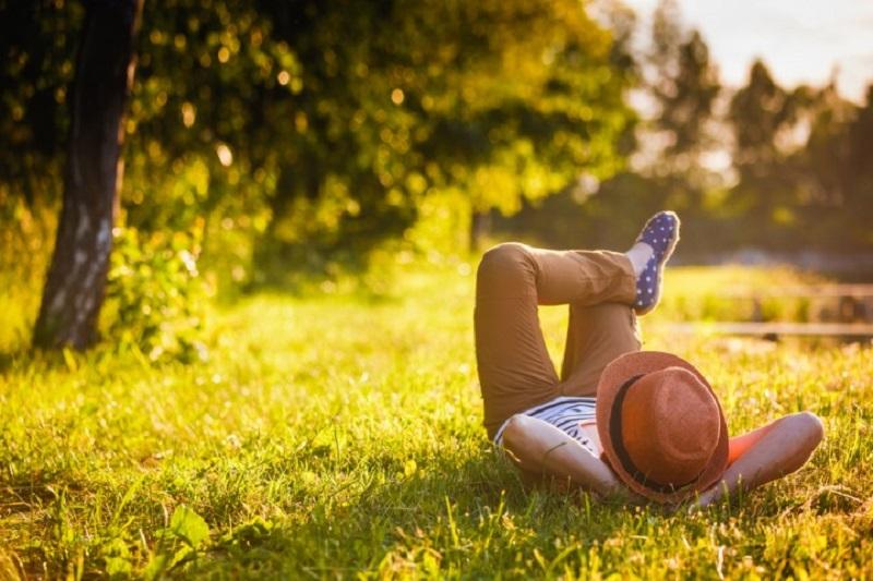 آرام شدن پس از دعوا