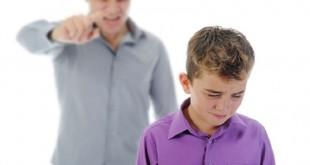 تاثیر خشونت بر کودکان