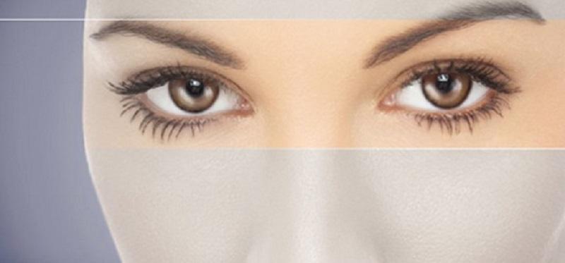 جلوگیری از افتادگی پلک