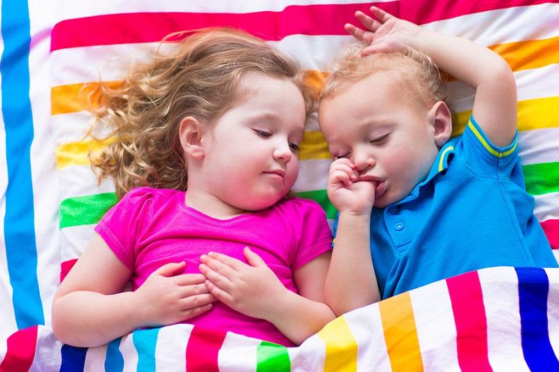 میزان خواب در کودکان