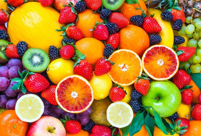 طب سنتی و میوه خوردن