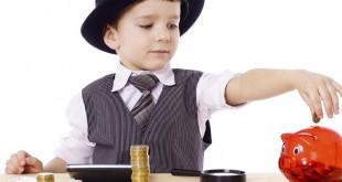فرزندان پولدار در آینده