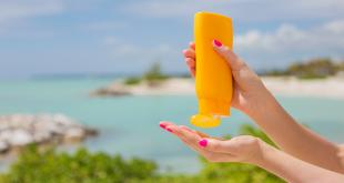 مدت زمان نگهداری کرم های ضد آفتاب روی پوست