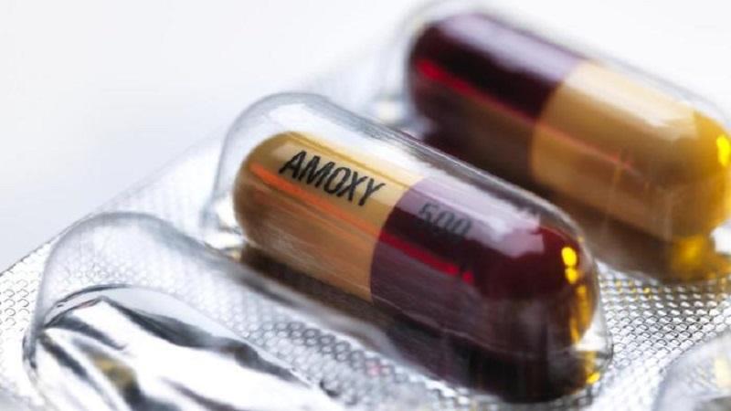 مصرف سرسام آور آموکسی سیلین در ایران