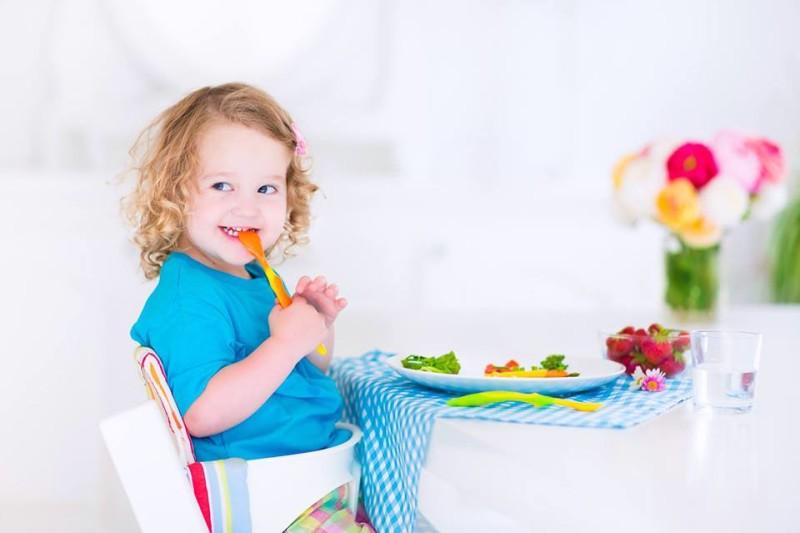 هم غذا شدن با کودک