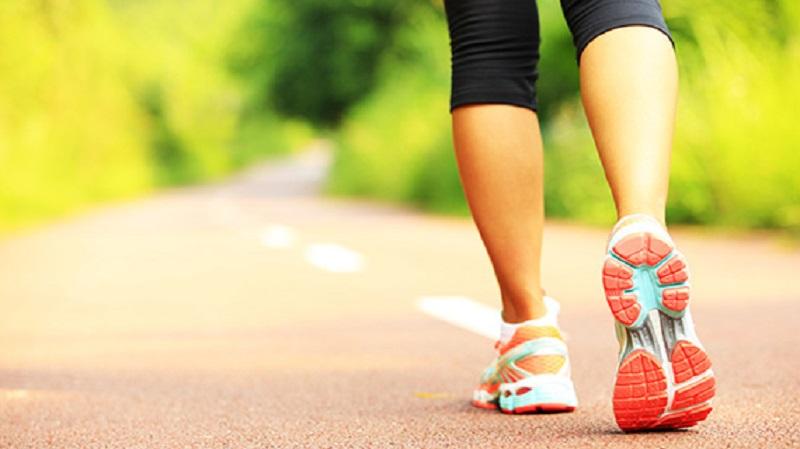پیاده روی به شیوه صحیح