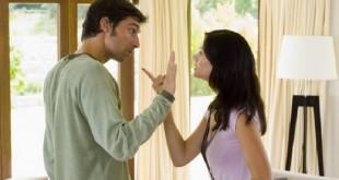 برخورد با همسر لجباز