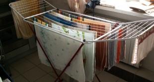 بروز بیماری ها با خشک کردن لباس ها در خانه
