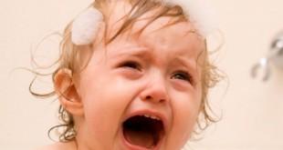 ترس کودکان از حمام رفتن