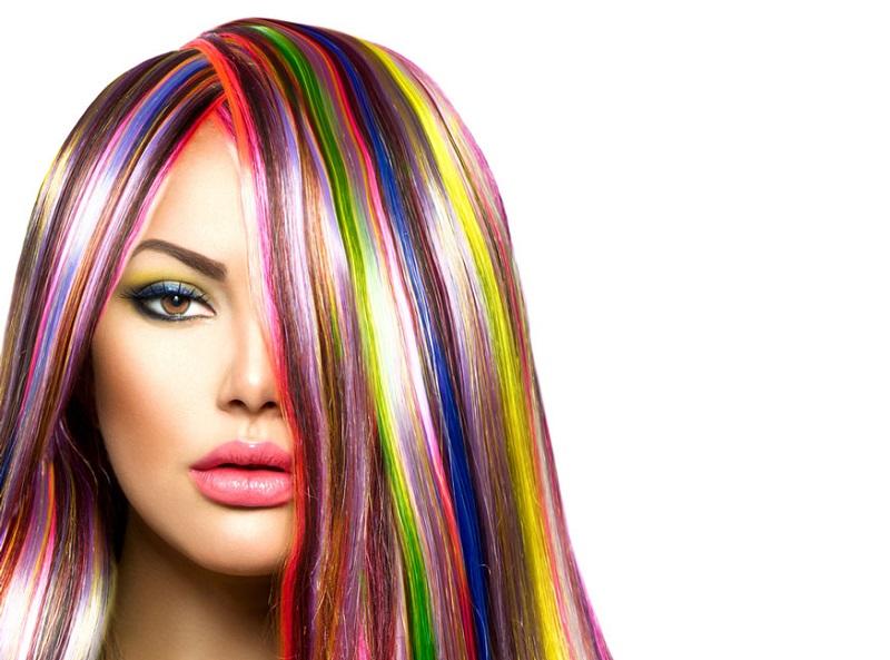 رنگ مو در بارداری
