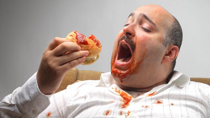 عادت های بد غذایی